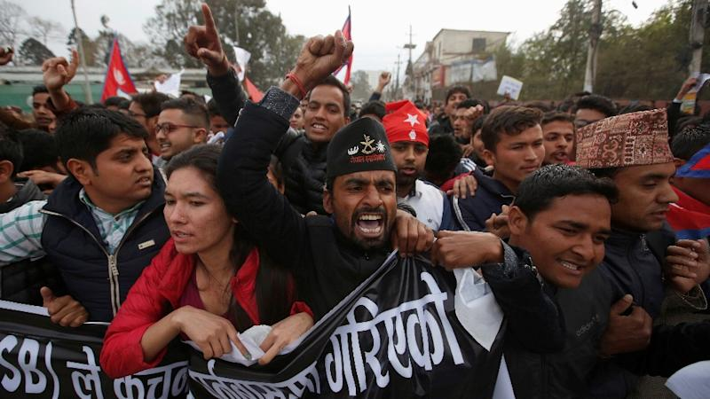 Anti-India Protests Erupt in Nepal Over Killing of Youth on Border