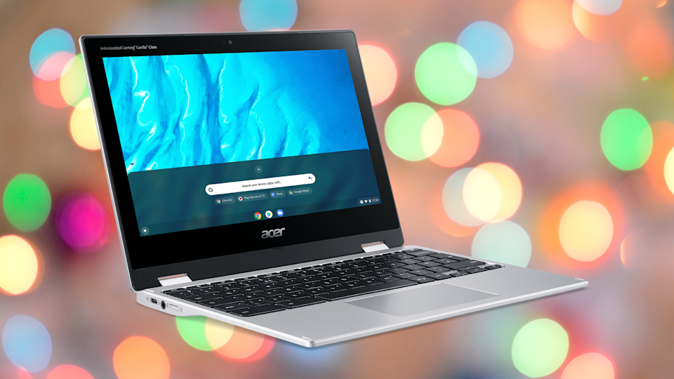 Take this Chromebook for a spin — save $100! (Photo: Walmart)