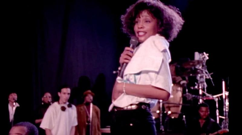 See Whitney Houston's Intricate Rehearsal in 'Whitney' Documentary Clip