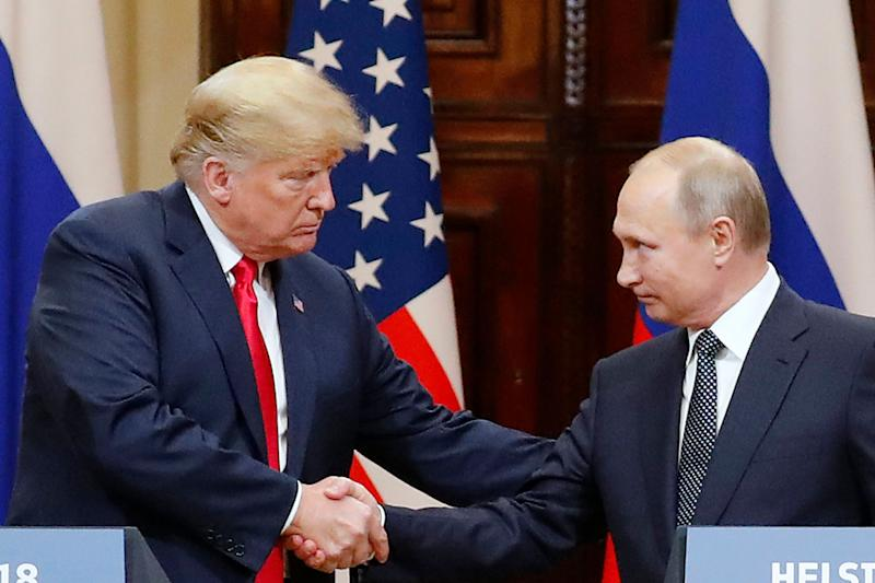 GOP Shrugs Off Report That Trump Concealed Details Of Putin Meetings