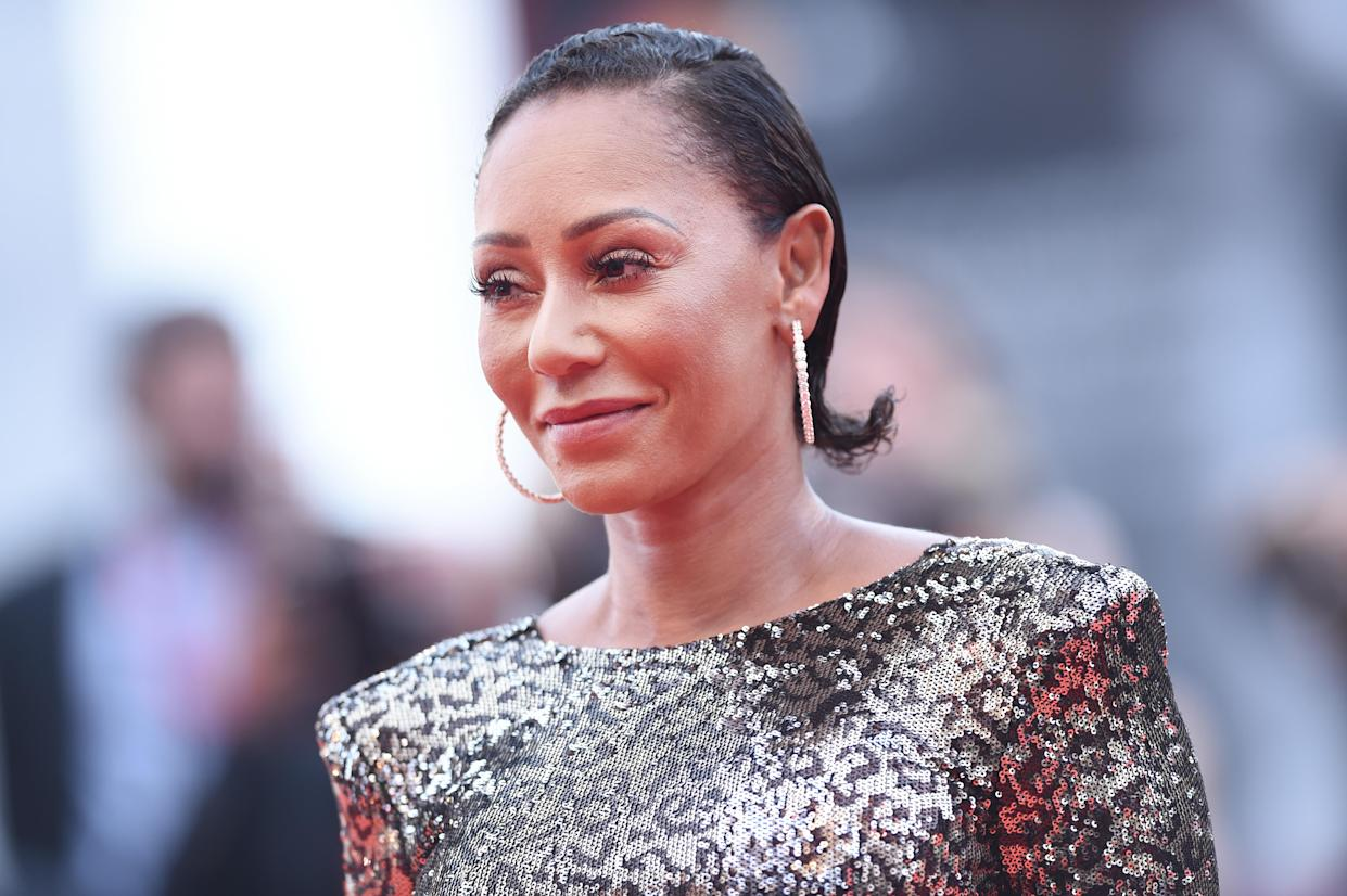Mel B celebrated her 46th birthday with her daughters. (Photo by Stefania D'Alessandro/WireImage)