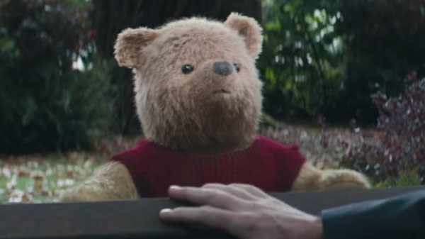 Winnie The Pooh Is Back And Cuter Than Ever In 'Christopher Robin' Teaser
