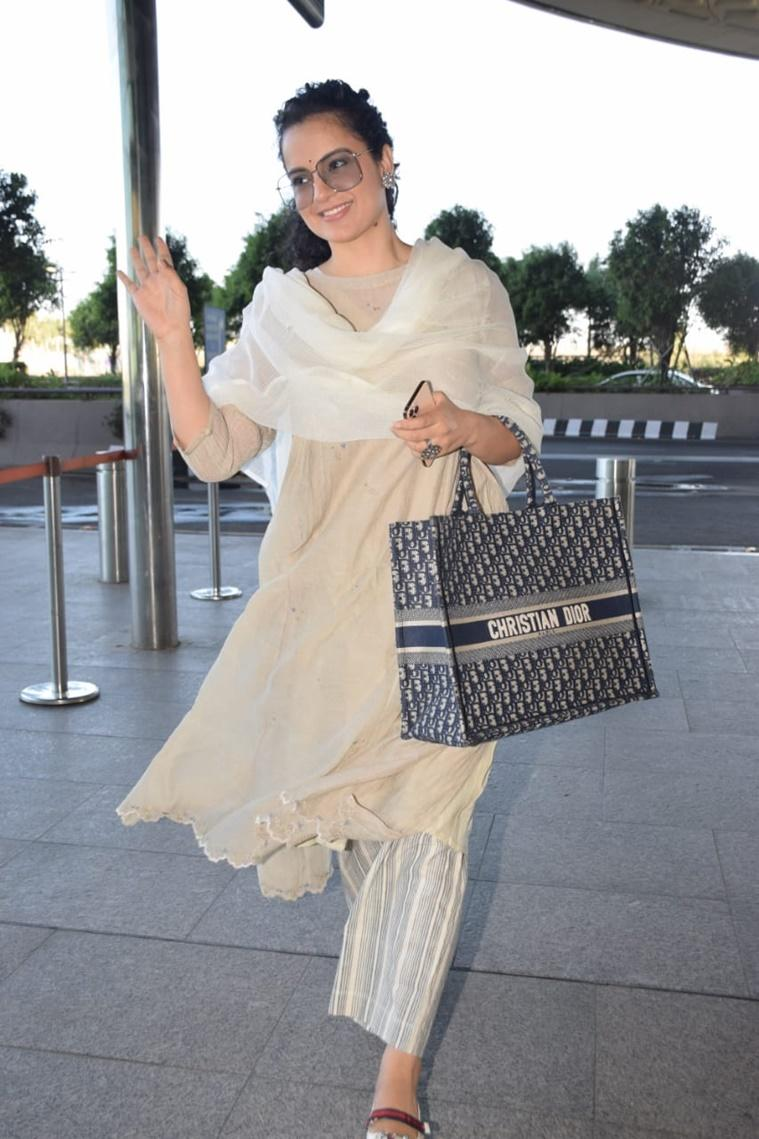 airport looks, airport look, alia bhatt photos, kangana ranaut photos, aditya roy kapur photos, kiara advani photos, suny leone photos, Indian Express, Indian Express news