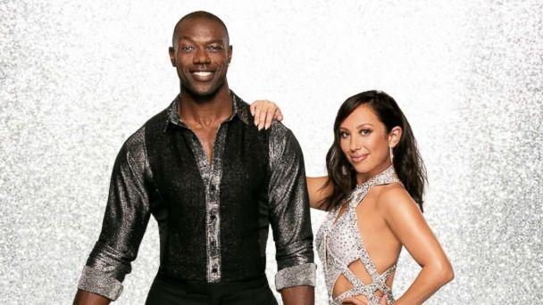 PHOTO: Terrell Owens and pro dancer Cheryl Burke will dance together on the new season of 'Dancing With The Stars.' (Heidi Gutman/ABC)