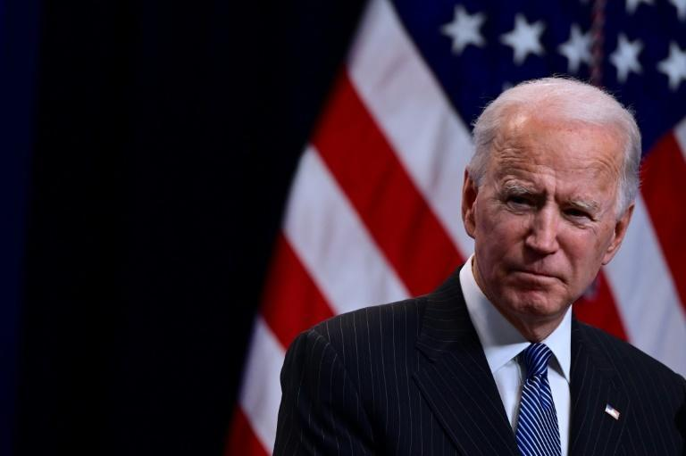 """Speaking after mass arrests of people demonstrating across Russia this weekend against President Vladimir Putin and the jailing of opposition leader Alexei Navalny, US President Joe Biden said he was """"very concerned"""""""