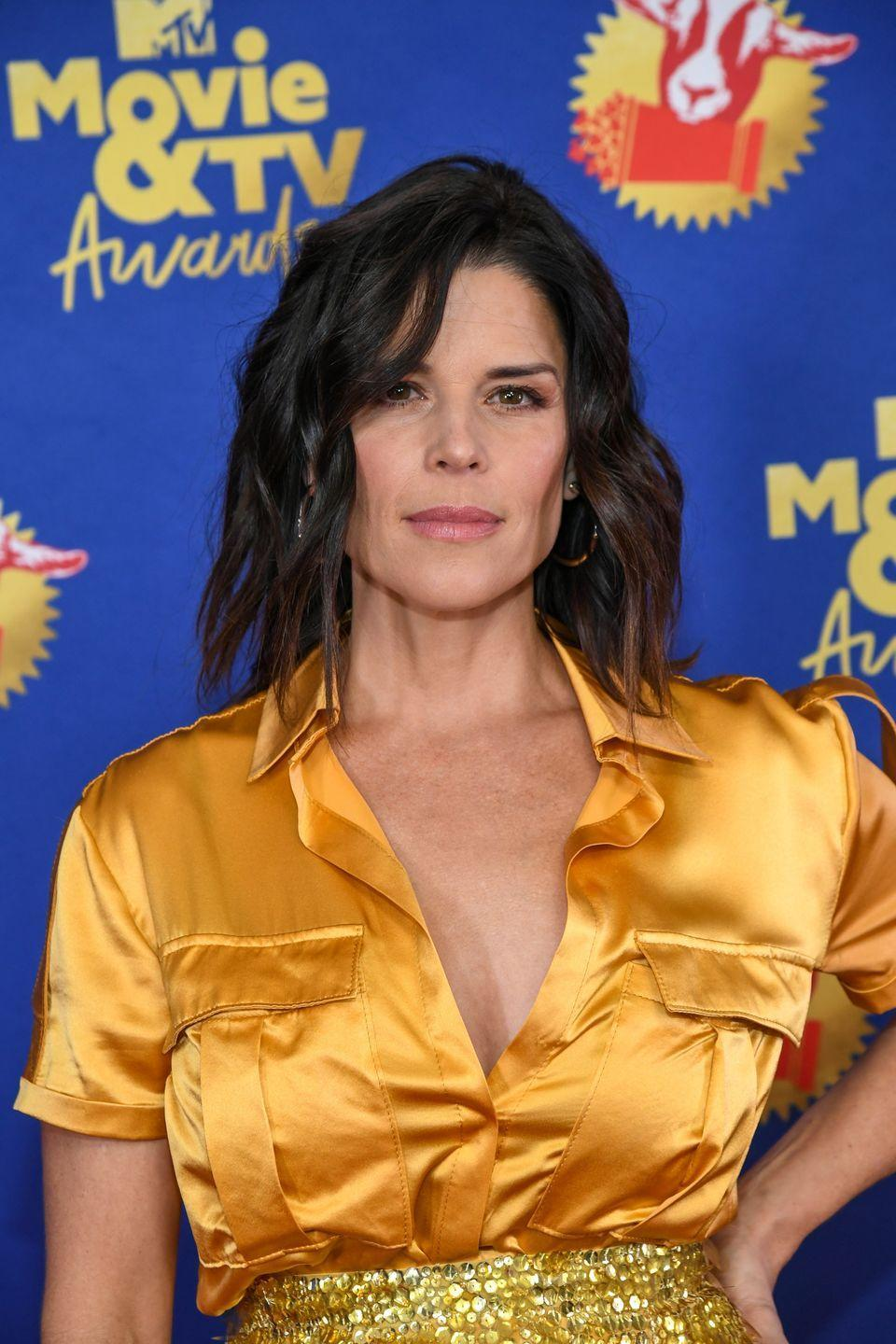 <p>In 2021, Campbell has become a TV guest star staple, recently starred in the film <em>Clouds</em>, as well as the TV series <em>House of Cards</em>, and is set to reprise her role as the unkillable Sidney Prescott in 2022.</p>