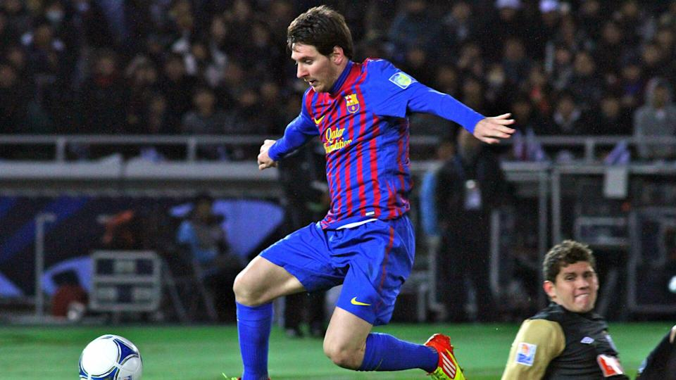 <p>As far as footballers go, Messi ranks in the top tier. The Argentinean soccer star spent his entire career for the Spanish football club, Barcelona, but even netted himself an Olympic gold medal for Team Argentina in the 2008 Beijing Games.</p> <p>Oft-compared to his peer, Cristiano Ronaldo, Messi proved himself as a moneymaker in his own right, thanks in part to lucrative endorsement deals from Adidas -- which signed him to a lifetime agreement.</p> <p>In 2021, Forbes ranked him as the world's No. 2 highest-paid athlete behind only UFC star Conor McGregor. With $130 million on the year, he's one ahead of Cristiano Rinaldo. According to Forbes, a leaked contract revealed that Messi was earning up to $165 million in salary and incentives. No other player across all team sports has a contract that comes close.</p> <p><small>Image Credits: Picasa 2.7 / </small></p>