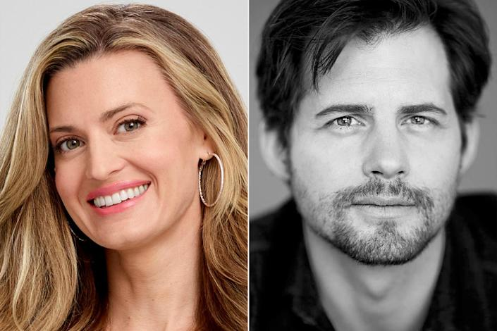 """<p><strong>Premieres: </strong>Dec. 10 at 8 p.m. ET/PT, Hallmark Channel</p> <p><strong>Stars: </strong>Kristoffer Polaha, Brooke D'Orsay<strong> <br></strong></p> <p><strong>Contains: </strong>Victorian festival, Hollywood action star<strong><br></strong></p> <p><strong>Official description: </strong>""""To make the 100th anniversary of her hometown's Victorian festival a success, Cassie invites action movie star and former high school classmate Jake to play Scrooge in """"A Christmas Carol.""""</p>"""