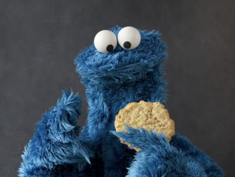 Cookie Monster tells all in Reddit AMA