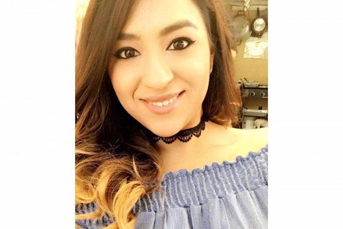 Melissa Ramirez worked at AAA and was a graduate of California State University, Bakersfield. (Photo: GoFundMe)