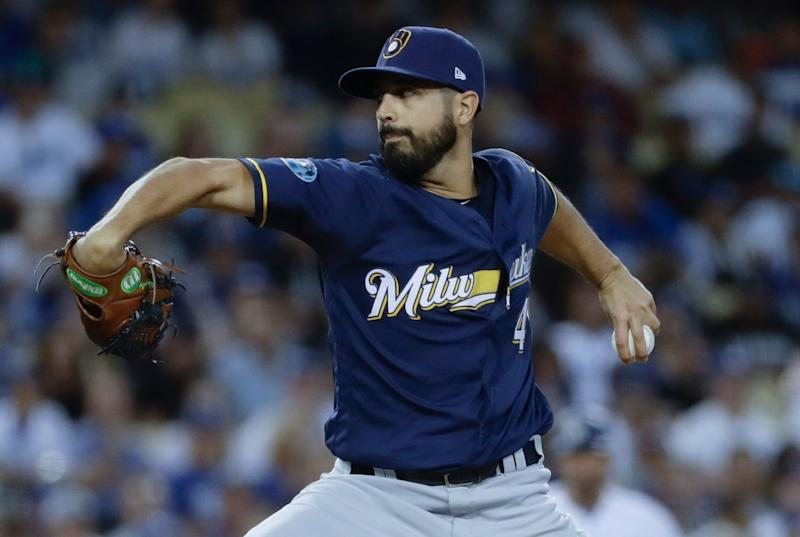 Brewers Agree to Deal with Gio Gonzalez