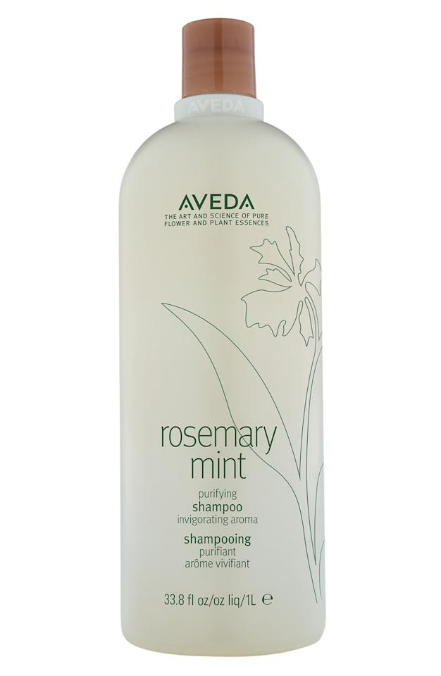 """<p><strong>Aveda</strong></p><p>nordstrom.com</p><p><strong>$12.75</strong></p><p><a href=""""https://go.redirectingat.com?id=74968X1596630&url=https%3A%2F%2Fshop.nordstrom.com%2Fs%2Faveda-rosemary-mint-purifying-shampoo%2F5096440&sref=https%3A%2F%2Fwww.goodhousekeeping.com%2Fbeauty-products%2Fg32803651%2Fbest-sulfate-free-shampoos%2F"""" target=""""_blank"""">Shop Now</a></p><p>Formulated with the uplifting scent of rosemary and mint, use this Aveda <strong>sulfate-free shampoo for a refreshing and squeaky-clean feel. </strong>Its packaging was a winner in our first-fever <a href=""""https://www.goodhousekeeping.com/beauty-products/a29459394/best-sustainable-packaging-brands/"""" target=""""_blank"""">Sustainable Packaging Awards</a>  and won accolades from our judges for its bottle is made of 100% recycled plastic and for not having any secondary packaging. We also like that you can recycle the press-caps at the curb and that the design lets it dispense the right amount of product so you won't use too much (and possibly waste some). </p>"""