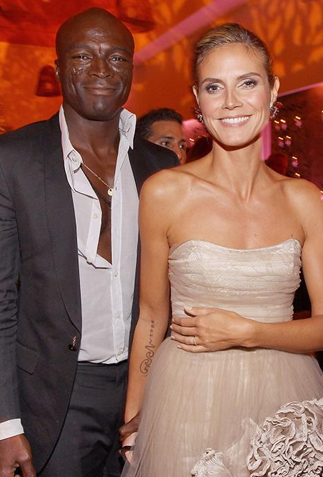 """Rep: Seal """"Was Not Implying"""" Heidi Klum Cheated While Married"""