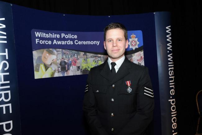 DS Bailey is said to be feeling 'very anxious': Wiltshire Police