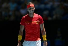 ATP Cup: Error-strewn Nadal made to work hard as Spain qualify for quarters