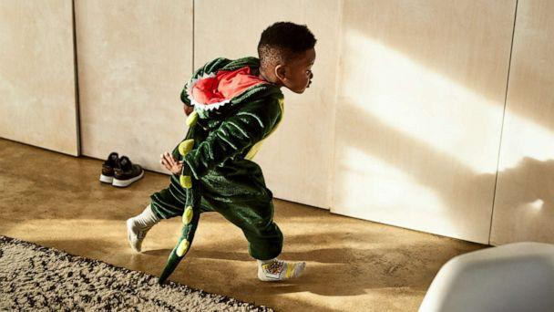 PHOTO: Boy playing in a dragon outfit. (Stock photo/Getty Images)