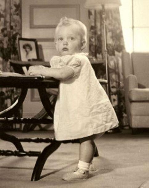 PHOTO: Dr. Temple Grandin pictured here as a toddler. (Courtesy of Dr. Temple Grandin)