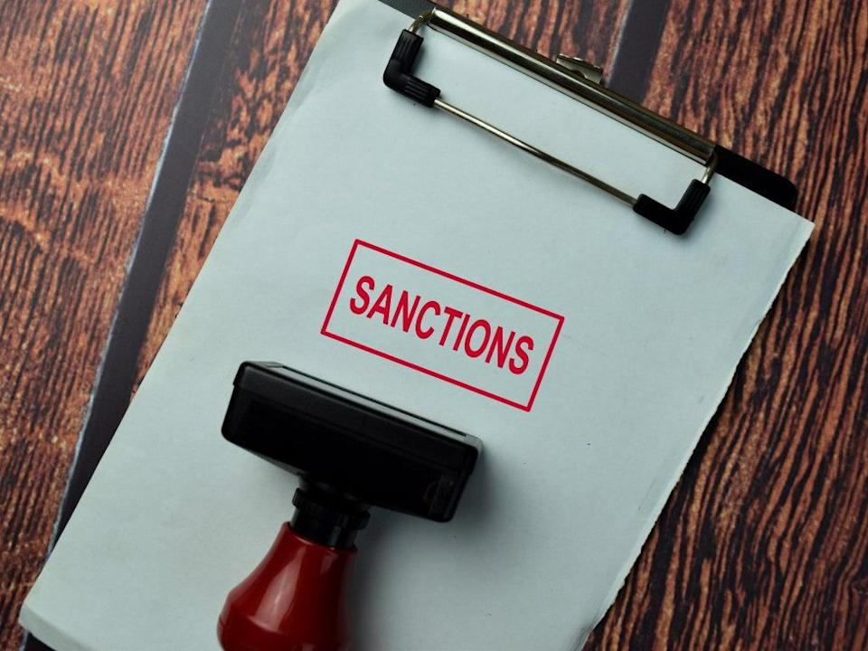 Ukraine has sought to sanction a number of individuals (iStock/Getty Images)
