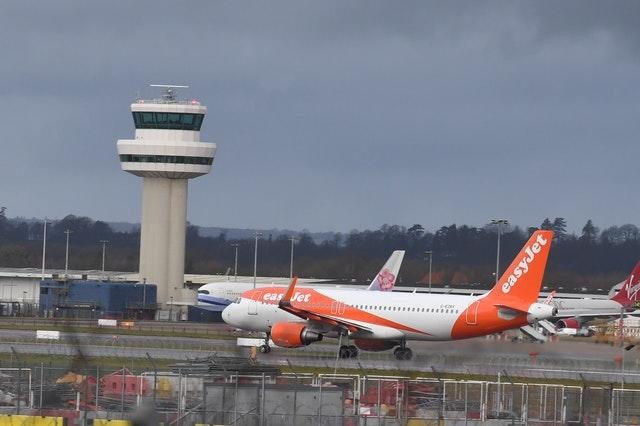 Easyjet shares have been hit
