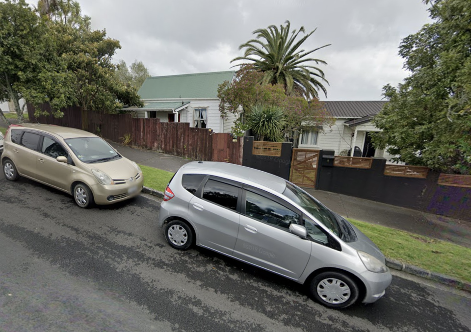 The family were in the midst of moving into their new home (not pictured) in Avondale. Source: Google Maps