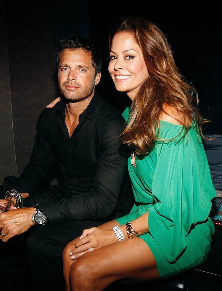 "After having two children together, ""Dancing With the Stars'"" Brooke Burke and ""Baywatch"" hunk David Charvet tied the knot in St. Bart's on August 12. Besides the happy couple's little ones Rain and Shaya, the Charvet clan also includes Brooke's two daughters from a previous marriage, Neriah and Sierra. Now that's a full house!"