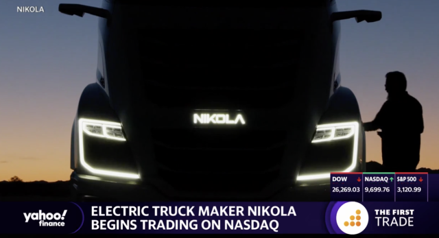 Nikola Is Like Amazon And Could Be Worth A 100 Billion Someday Founder