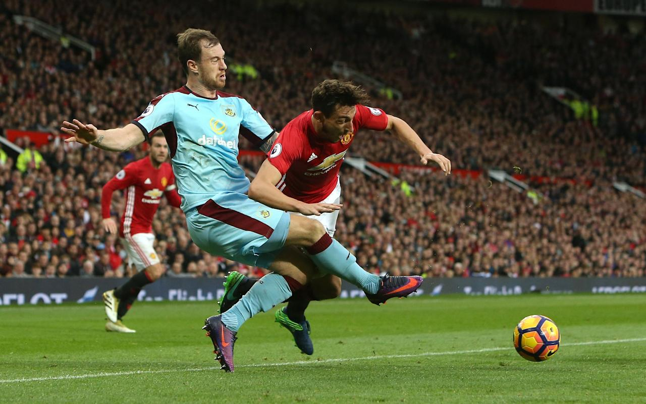 Burnley vs Manchester United Premier League watch live score updates