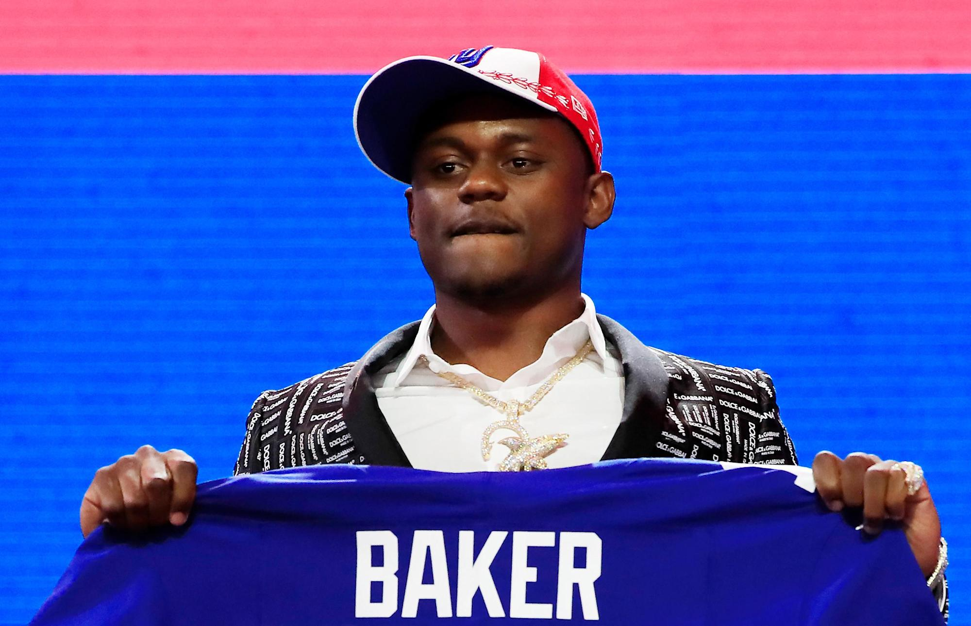 All charges dropped against NFL player DeAndre Baker