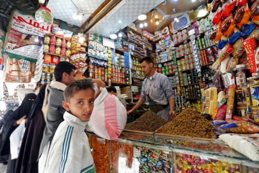 In the heart of Sanaa's old city, the wartime prices are out of reach for most of the inhabitants