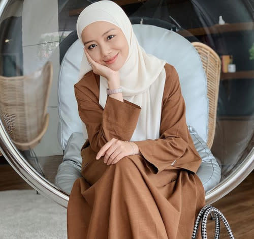 Mira Filzah hosted the show for three years