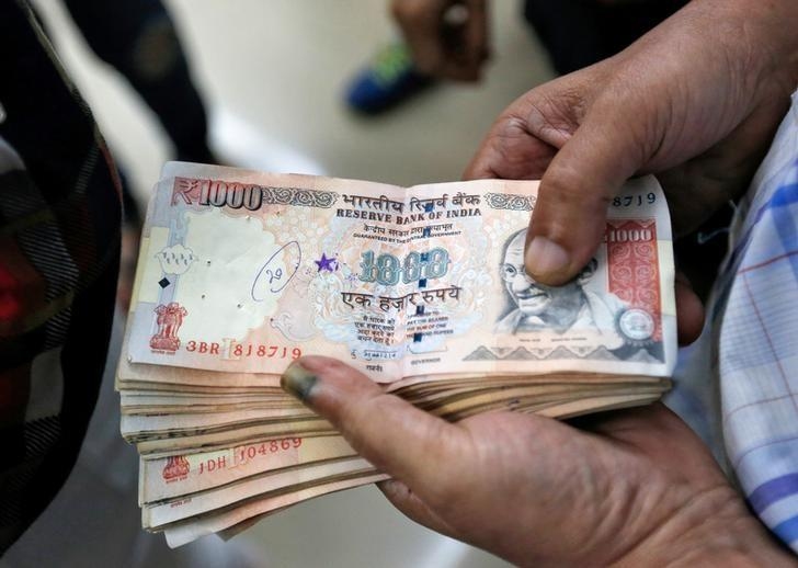 India's shock bank note ban sparks cash chaos