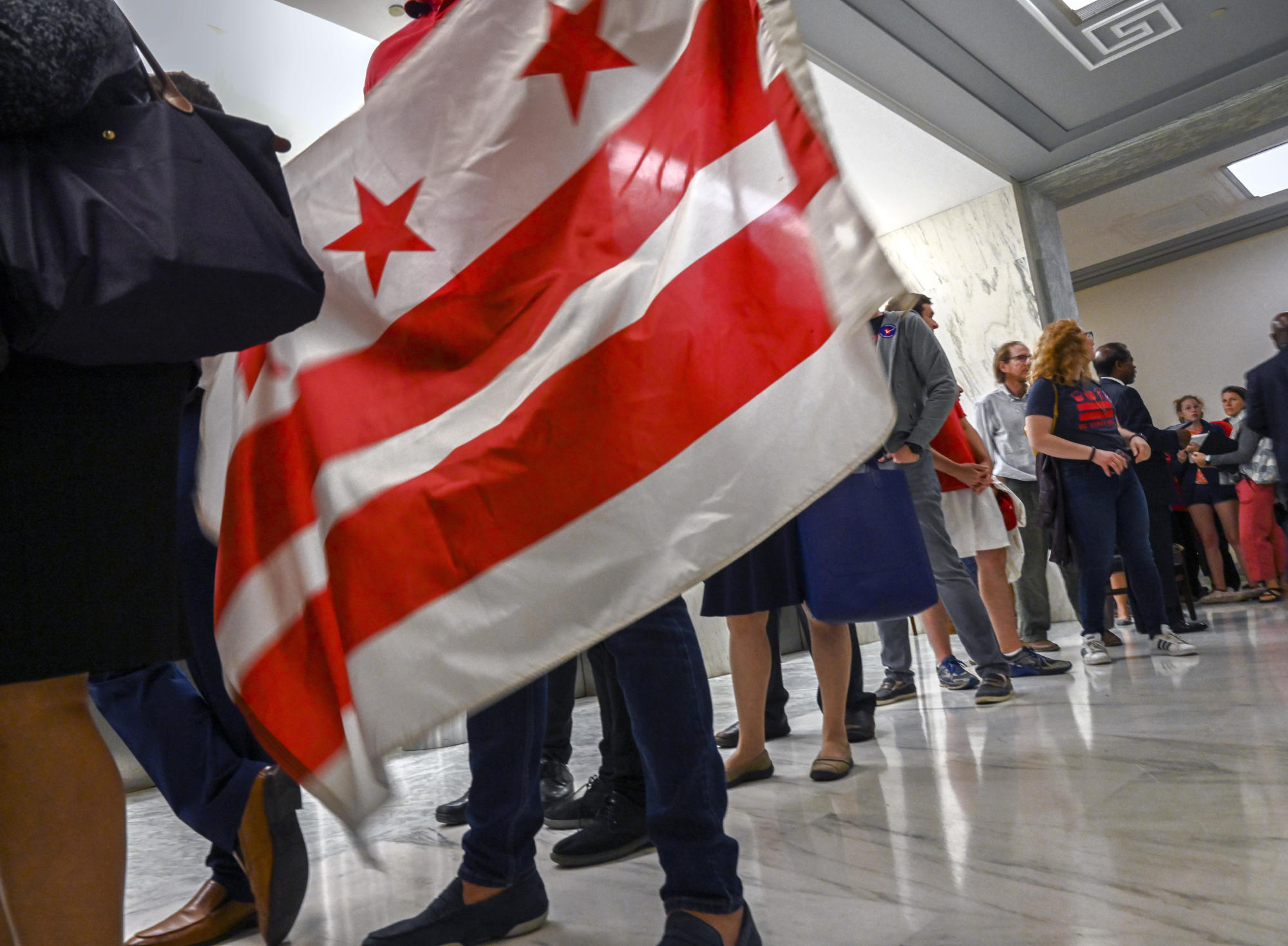 House approves bill that would admit Washington, D.C., as 51st state