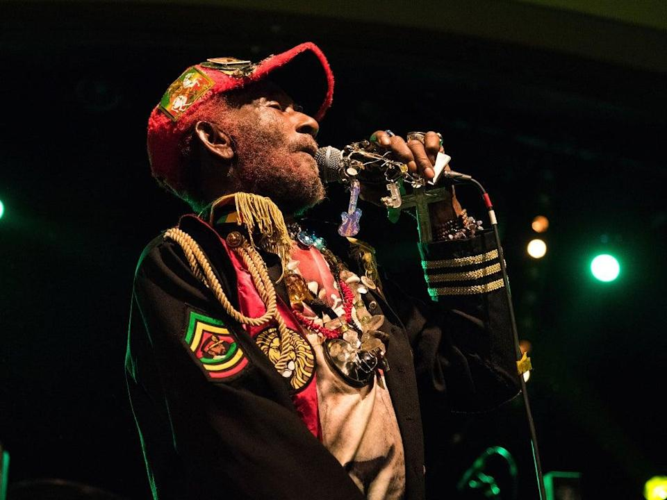 Working alongside some of the greats, including Bob Marley, Perry took rocksteady music to new heights (Shutterstock)