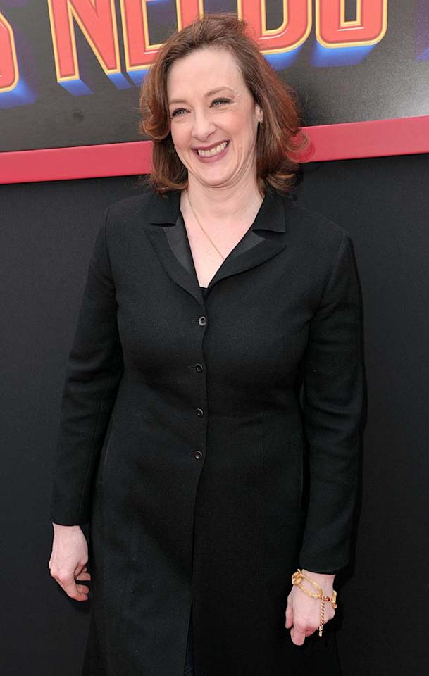 Joan Cusack turns 49.  Alberto E. Rodriguez/WireImage.com - March 6, 2011