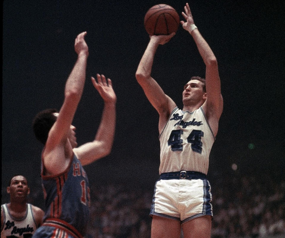 Jerry West 1965