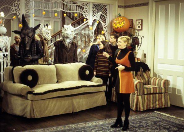 """<p><em>Sabrina the Teenage Witch</em> is pretty Halloween-y year-round, but the show always pulled out all the stops for its spooky specials. In this episode—definitely a fan-favorite—Sabrina finds herself hosting her non-magical friends for an All Hallows' Eve party, but has some trouble keeping her house's witchy side hidden.And as a Halloween bonus, 10,000 Maniacs perform! (It's easy to forget, but <em>Sabrina</em> had it all.)</p><p><a class=""""link rapid-noclick-resp"""" href=""""https://go.redirectingat.com?id=74968X1596630&url=https%3A%2F%2Fwww.hulu.com%2Fseries%2Fsabrina-the-teenage-witch-502bbc34-fa19-48fb-89c6-074da28335d3&sref=https%3A%2F%2Fwww.redbookmag.com%2Fabout%2Fg34171638%2Fbest-halloween-tv-shows-episodes%2F"""" rel=""""nofollow noopener"""" target=""""_blank"""" data-ylk=""""slk:Watch now"""">Watch now</a></p>"""