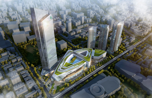 Heartland 66, as Hang Lung Properties' first large-scale commercial development in central China, welcomes top local and overseas businesses to its Grade A Office Tower, further stimulating the development of the local commercial area.