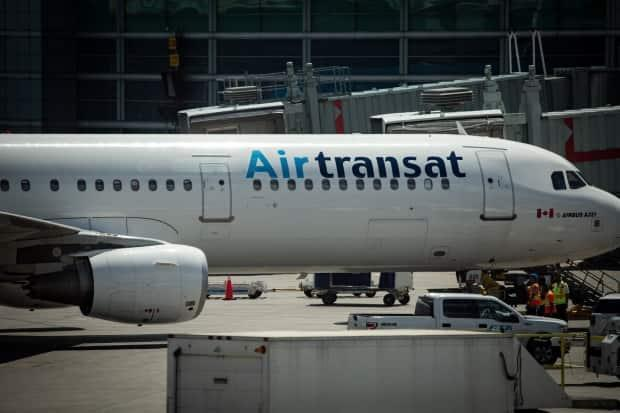Air Transat said Friday it is temporarily suspending all operations, until April 30.