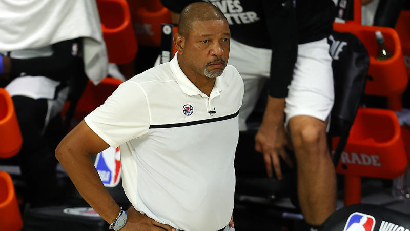 Ex-Celtics head coach Doc Rivers fired by Clippers