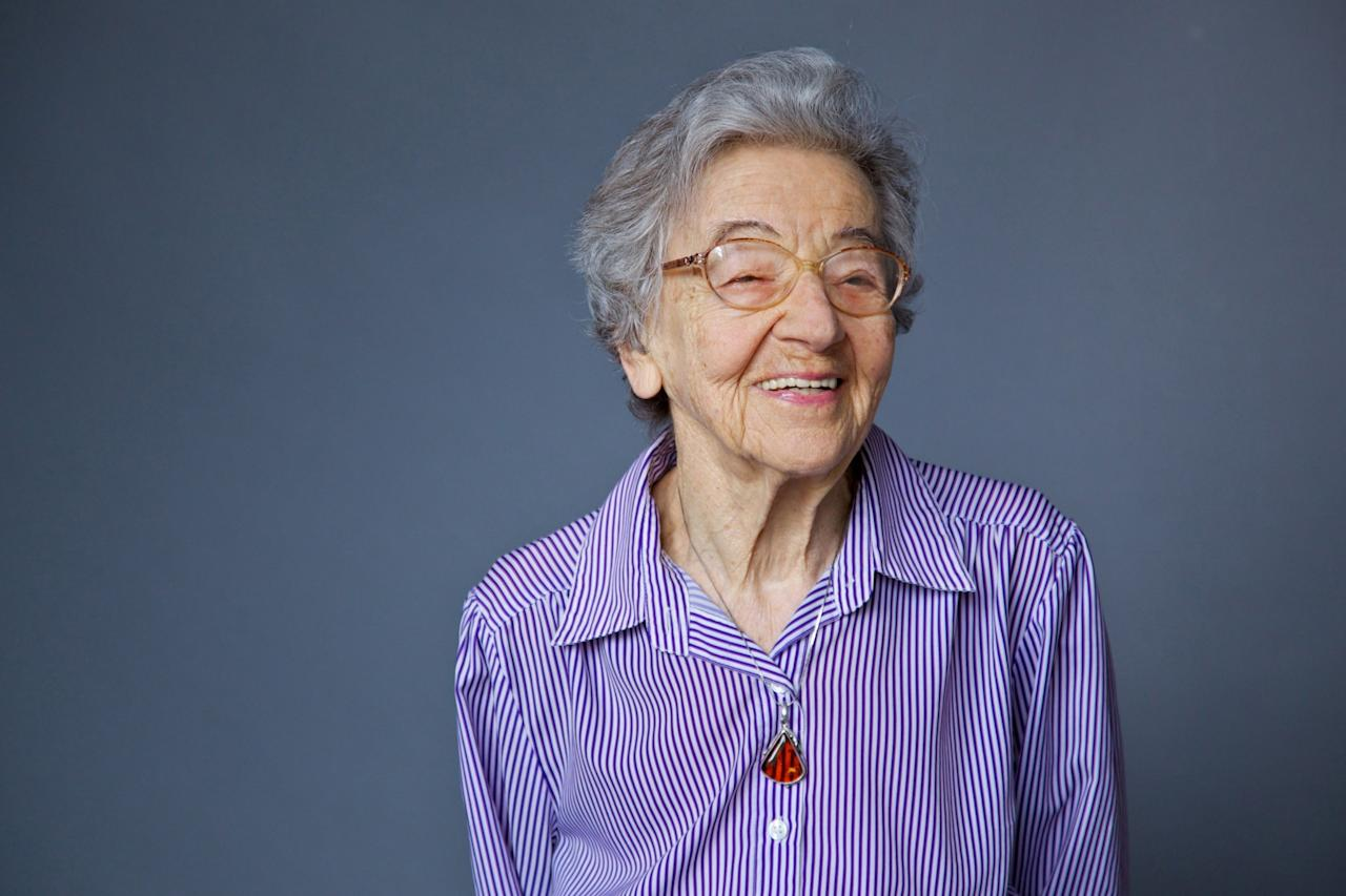"<p>Canadian scientist Ursula Franklin was the first woman to be called a ""University Professor"" at the University of Toronto. She died on July 22, 2016 at 94 in a Toronto nursing home where she stayed with her husband. Photo from The Canadian Press </p>"