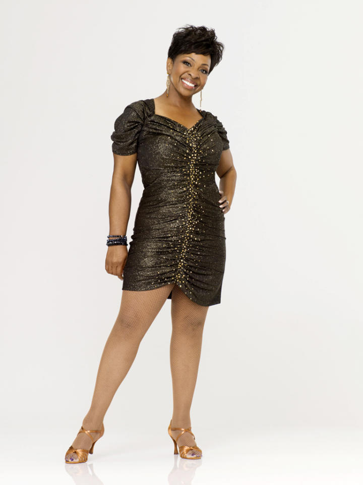 """Gladys Knight competes on Season 14 of """"<a href=""""http://tv.yahoo.com/dancing-with-the-stars/show/38356"""">Dancing With the Stars</a>."""""""