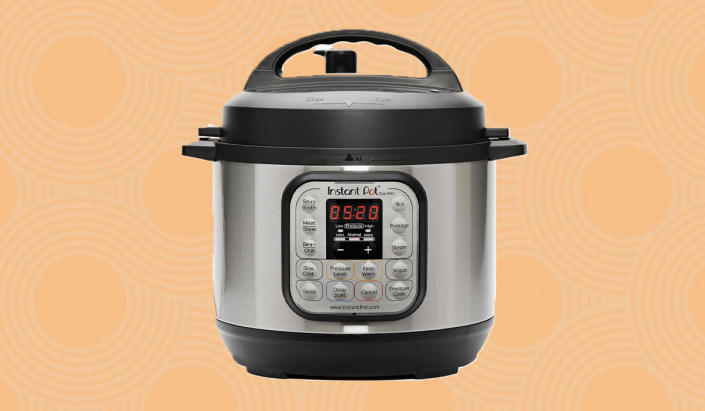 We'll probably all do things this summer that we'll regret; don't let passing up a deal on this genius Instant Pot be one of them. (Photo: Walmart)