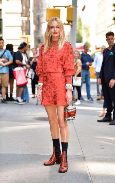 PHOTO: Kate Bosworth on Sept. 11, 2019 in New York City. (James Devaney/GC Images/Getty Images)