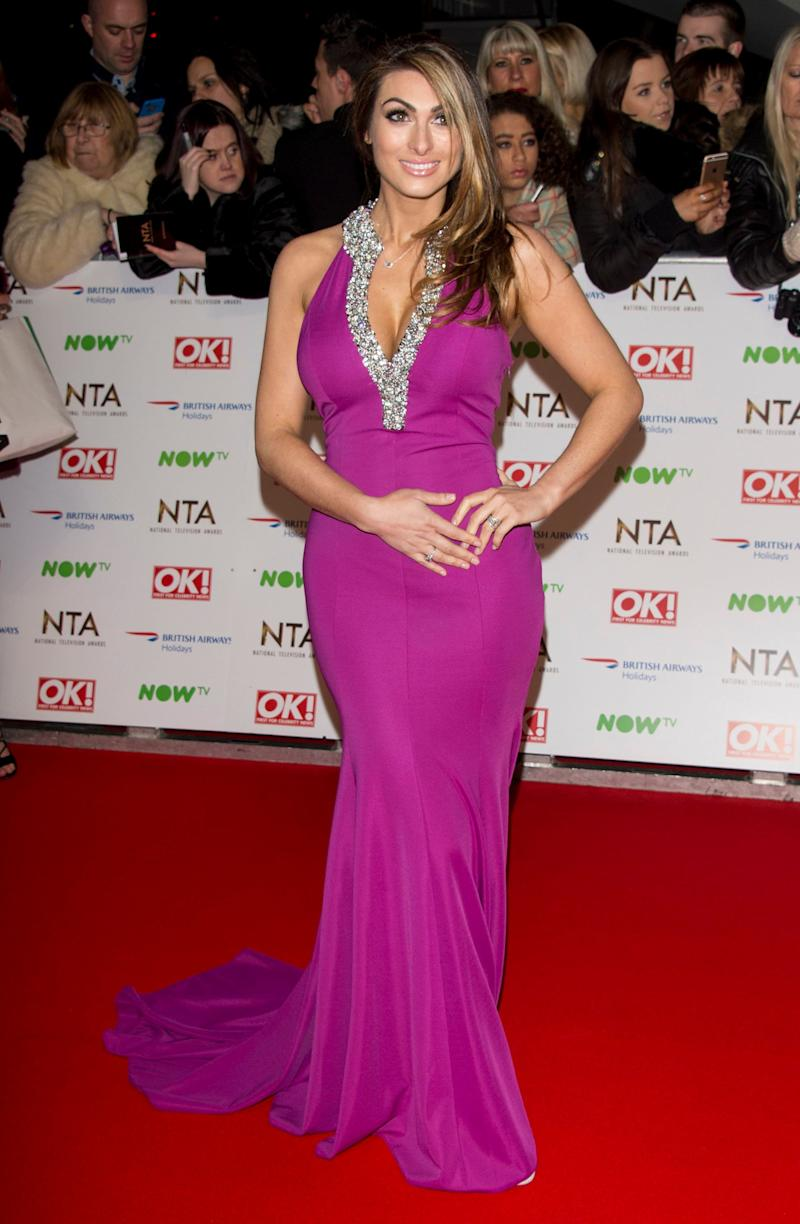 Luisa Zissman announced she was expecting her third child, and second with husband Andrew Collins, on 8 June 2017.