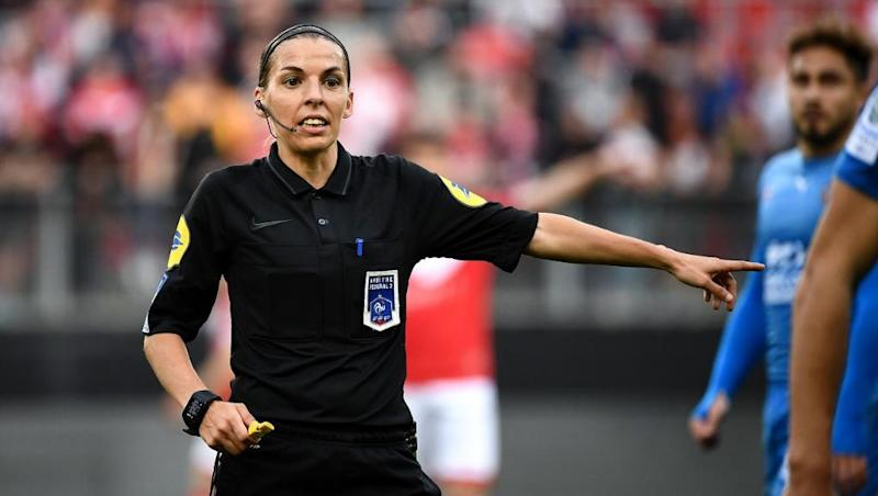 First female referee in French Ligue 1 will ref Amiens and Strasbourg clash