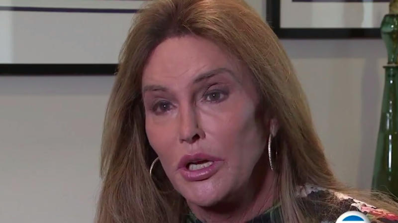 Caitlyn Jenner Seems To Finally Be Getting That Trump Is Bad For LGBTQ People