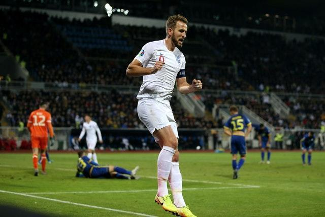 Harry Kane has scored 32 times for England in 49 appearances.