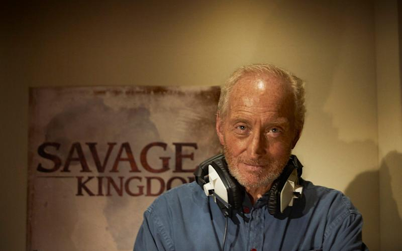 Dance has been nominated for two Emmys for his work on Savage Kingdon - Darran Rees