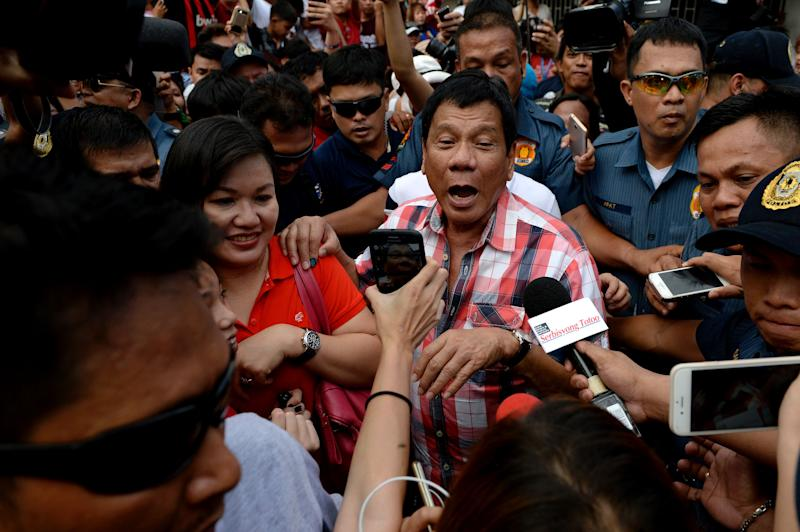 Duterte Says Journalists in the Philippines Are 'Not Exempted From Assassination'