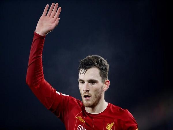 Liverpool's Andrew Robertson (File photo)